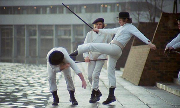 - Ciineteca: A Clockwork Orange (1971)